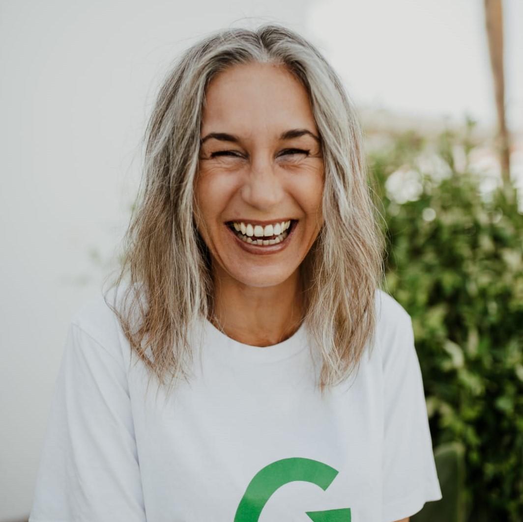 Juliane Nendel Canary Green